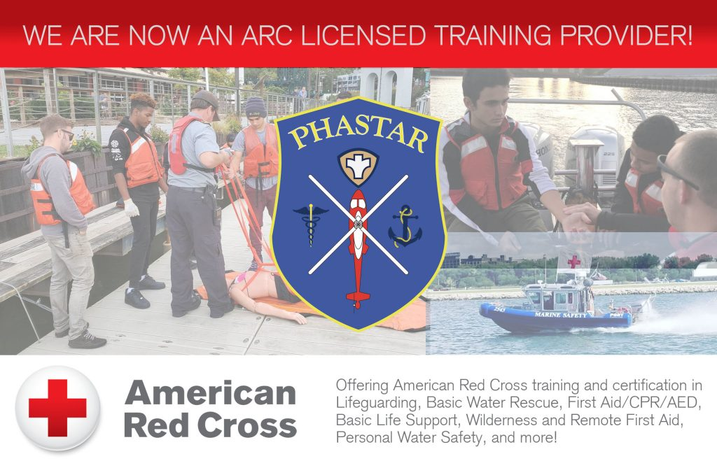 red cross training provider